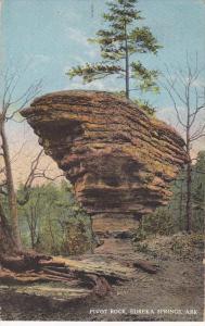 EUREKA SPRINGS, Arkansas, PU-1925; Pivot Rock