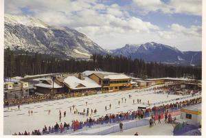 Nordic Centre, CANMORE , Alberta , Canada , 50-70s