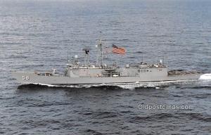USS Simpson, Guided Missile Frigate Military Battleship Unused