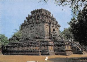 Indonesia The 12-Century old Buddhist Temple Mendut near Jogjakarta