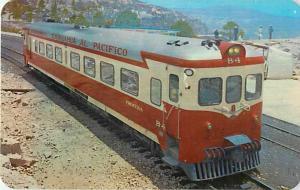 Rail Motor Car Chihuahua al Pacífico Chrome