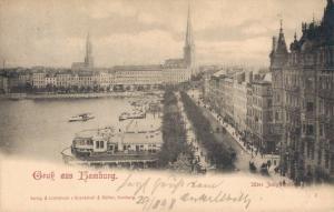 Germany - Gruss aus Hamburg 02.07