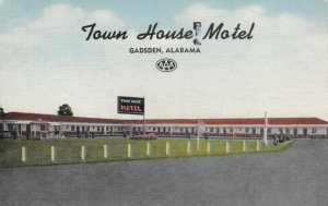 GADSDEN , Alabama , 1930-40s ; Town House Motel