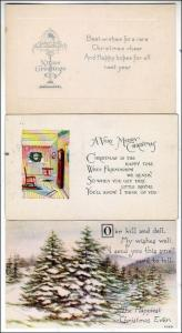 Greeting - 3 - Christmas Cards