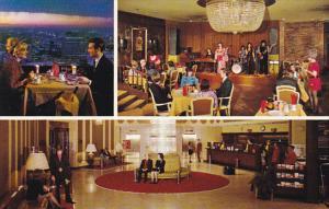 Canada La Ronde Revolving Restaurant Chateau Lacombe Edmonton Alberta