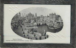 Postcard exhibitions Court of Honour Imperial international Exhibition London