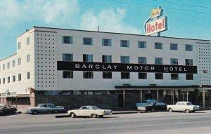 PORT ALBERNI , B.C. , Canada , 1950-60s ; Barclay Motor Hotel