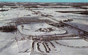 Michigan Traverse City Snowmobile Track sk6455