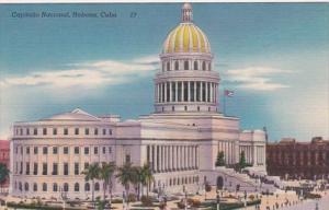 Cuba Havana National Capitol