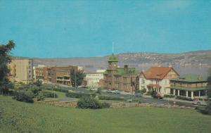Metropole du Royaume du Saguenay, CHICOUTIMI, Quebec, Canada, 40-60s