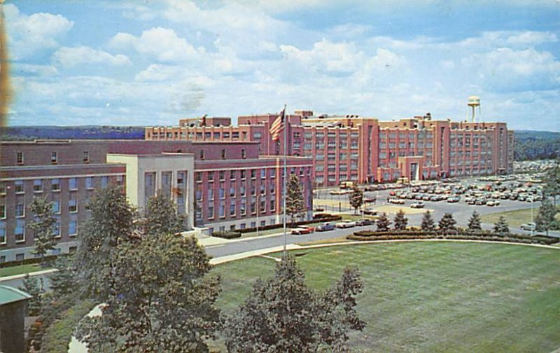 Medical Lederle Laboratories Pearl River, New York, USA 1975