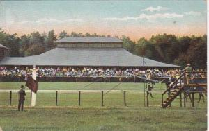 New York Saratoga Springs Horse Racing Start Of A $ 50,000 Race Rotograph
