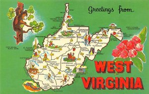 Greetings From, Greetings From, WV