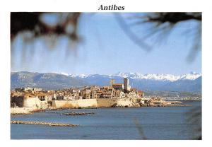 France Cote d'Azur Antibes La Vieille Ville et ses Remparts