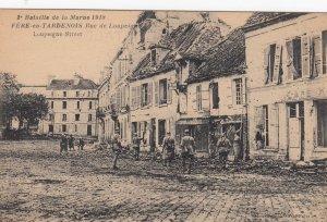 FERE-en-TARDENOIS, France , WWI