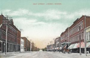 LINDSAY , Ontario, Canada , 1900-10s ; Kent Street / #4
