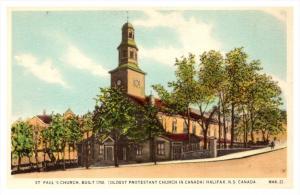 20184 Halifax  St.Paul's Church