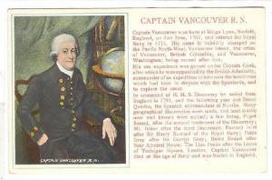 Captain Vancouver R.N. , Canada , 00-10s