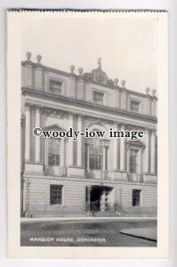 tp8977 - Mansion House , Doncaster , Yorkshire - postcard