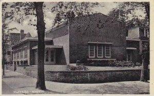 Netherlands Hilversum Studio K R O 1932