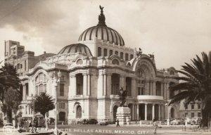 RP: MEXICO CITY, Mexico, 1930-40s; Palacio De Bellas Artes