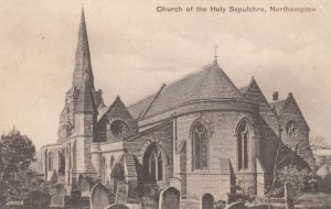 NORTHAMPTON , England , 00-10s ; Church of the Holy Sepulchre