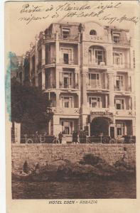 Croatia Opatija Hotel Eden Abbazia