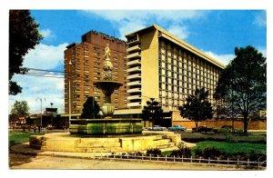 Colombia - Bogota. Hotel Tequendama