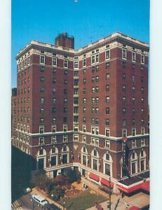 Pre-1980 POINSETT HOTEL Greenville South Carolina SC H0615