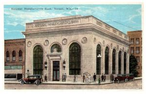 Wisconsin  Neenah ,  National Manufacturers Bank