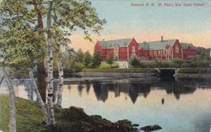 New Hampshire Concord Saint Pauls New Upper School