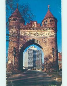 Pre-1980 HOTEL SCENE Hartford Connecticut CT H0003