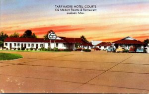 Mississippi Jackson Tarrymore Hotel Courts