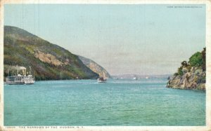 USA The Narrows of the Hudson New York 05.83
