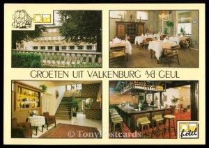GROETEN UIT VALKENBURG  A/D GEUL