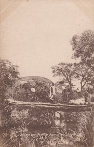 Bridge over Panyam Stream , LARGO , Nigeria , 00-10s