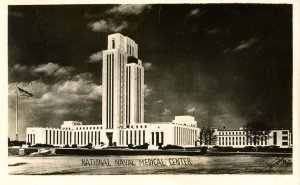 MD - Bethesda. National Naval Medical Center.    *RPPC
