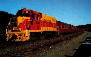Eureka Southern Railroad Northcoast Daylight