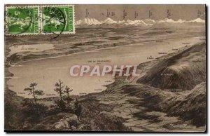 Old Postcard Neuchatel Switzerland