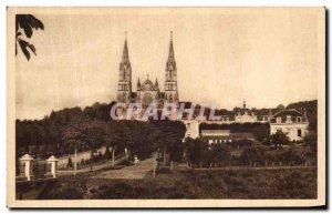 Old Postcard Tourouvre Surroundings La Chapelle-Montligeon