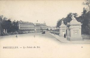 Le Palais Du Roi, BRUXELLES, Belgium, 1900-1910s