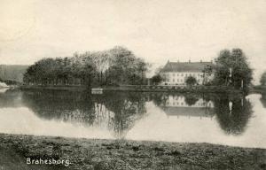 Denmark - Brahesborg. Manor House