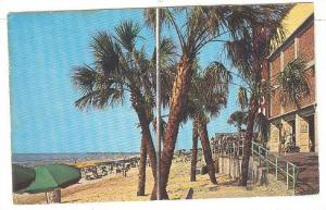 Front of the Pavilion , Myrtle Beach , South Carolina , PU-1974