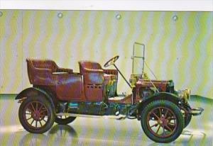 Vintage Auto 1910 White OO Steam Touring Car
