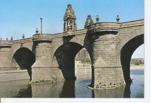 Postal 048797 : Madrid. Puente de Toledo
