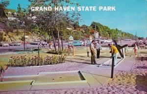 Michigan Grand Haven Miniature Golf Course Grand Haven State Park