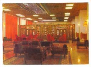 Isfahan - Shan Abbas Hotel , Iran, 1970s Interior