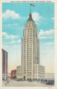 SAN ANTONIO, Texas, PU-1929; Smith Young Tower Building