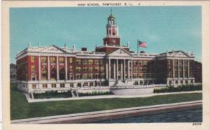 Rhode Island Pawtucket The High School