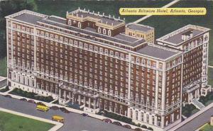 Atlanta Biltmore Hotel, Atlanta, Georgia, 30-40s